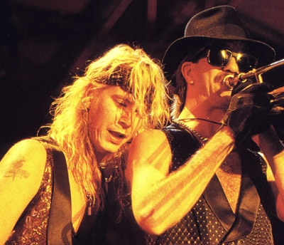 Duff & brother Matt