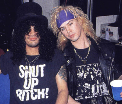 Slash & Duff
